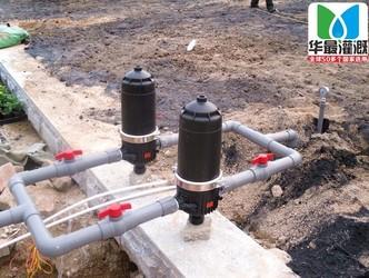 灌溉过滤器应用