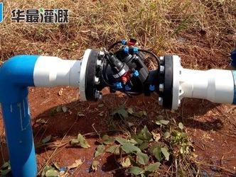 灌溉减压阀应用