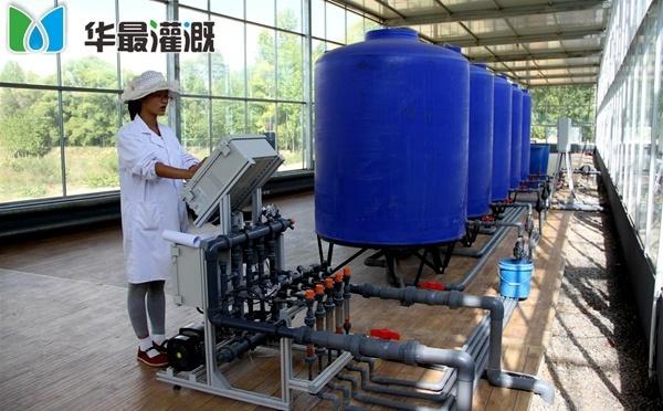 灌溉水肥一体化