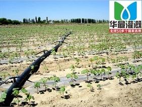 农业灌溉PE管连接安装时的注意事项