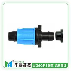 锁扣PVC管用旁通(配大单层橡胶圈)